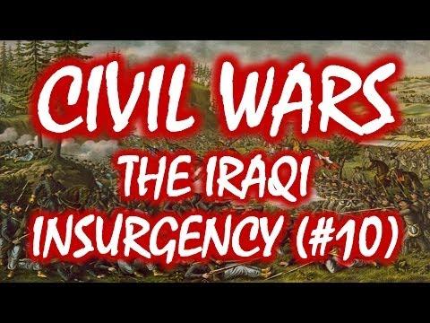 Civil Wars MOOC (#10): Why the Iraqi Insurgency Began