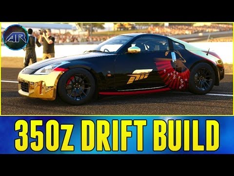 Forza Drift Build Nissan Drift Build Youtube