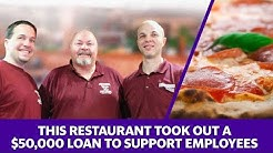 'People over profit': How this pizzeria is helping employees during the coronavirus