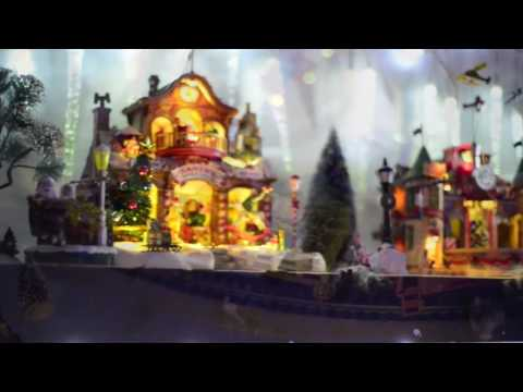 Christmas Village HD at Tustin CA