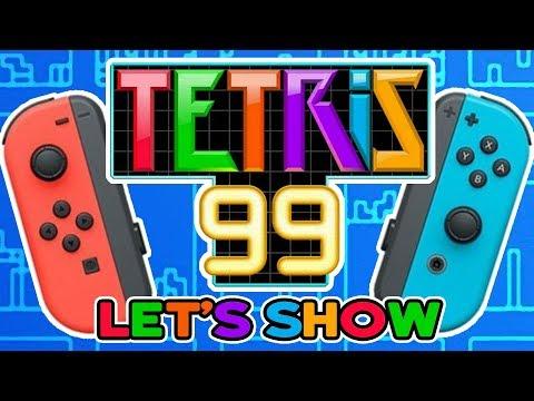 Let's Show TETRIS 99 - Jetzt auch mit Battle-Royale-Modus!