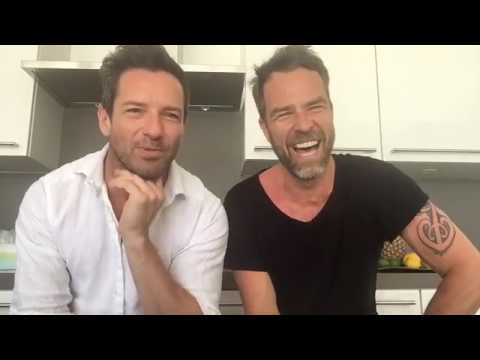 Ian Bohen and JR Bourne Facebook Q&A 20170423