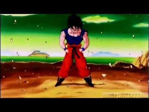 Goku Se Transforma En Super Saiyajin Por Primera Vez.