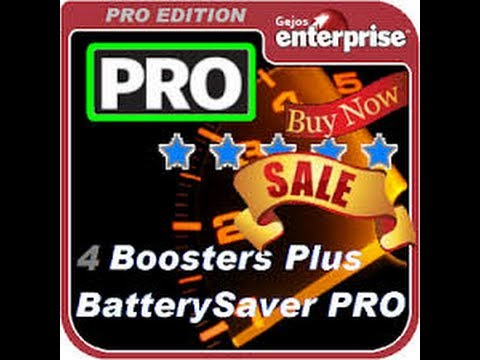 Boosters Plus Battery Saver Pro{Root} App Review Plus More Channel News