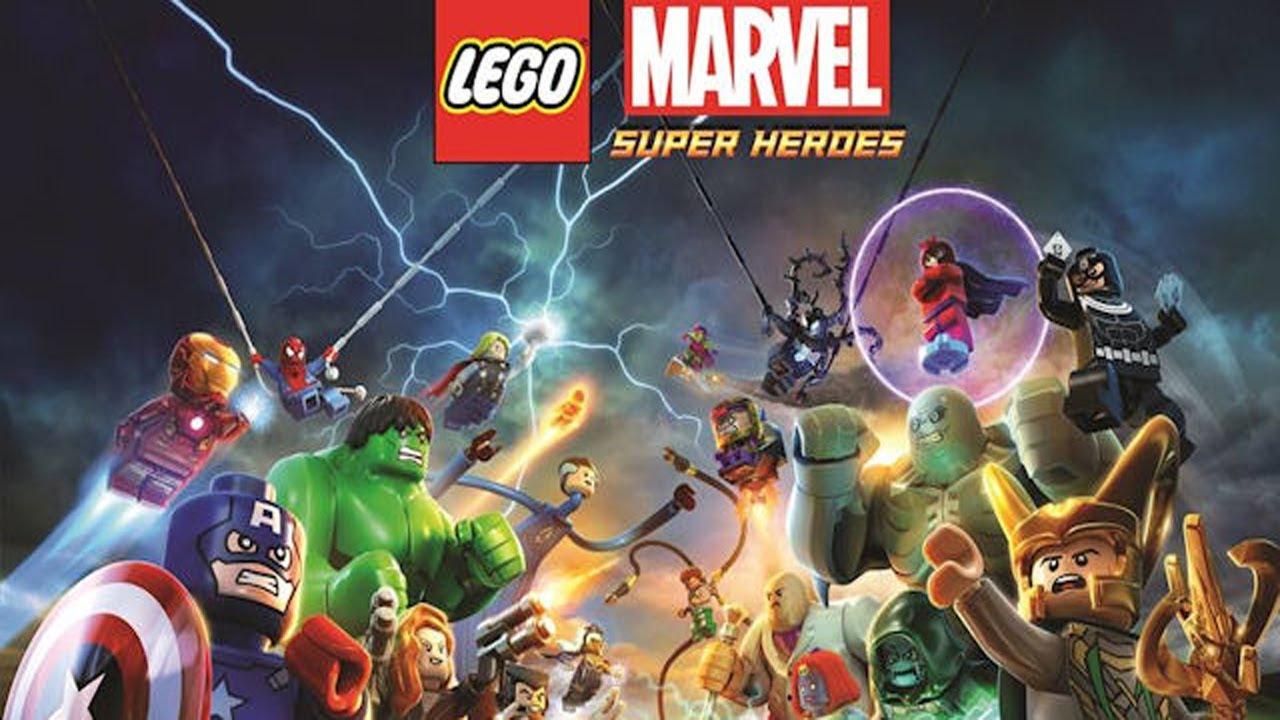 Spiderman Hd Wallpaper Lego Marvel Super Heroes Quot Sobrecarga Quot Pelicula Completa