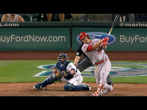 8/10/17: Trout hits go-ahead double to lead Angels