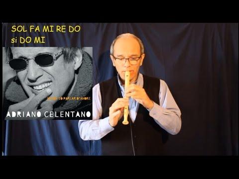 Adriano Celentano - L'emozione non ha voce (Meravigliosa canzone)