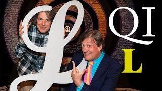 "QI XL - Series L Episode 3: ""Literature"""
