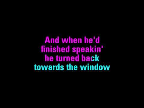 The Gambler Kenny Rogers Karaoke - You Sing The Hits