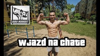 Kura Workout I Wjazd na chate