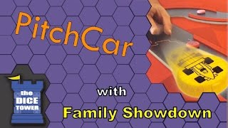 Pitchcar Review - with Family Showdown
