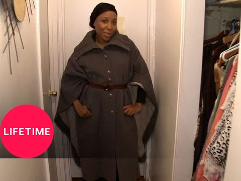 Project Runway: Nzinga Knight's Closet Tour (S13)   Lifetime
