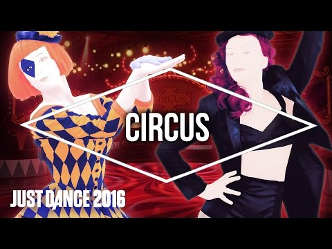 Just Dance 2016 - Circus by Britney Spears - Official [US]