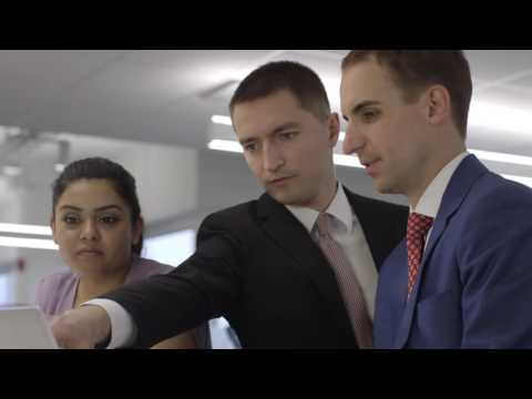 CBRE GTA West Workplace Transformation – Our Future At Work