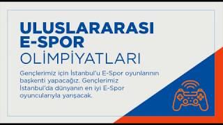 E Spor,  ULUSLARARASI E-SPOR OLİMPİYATLARI
