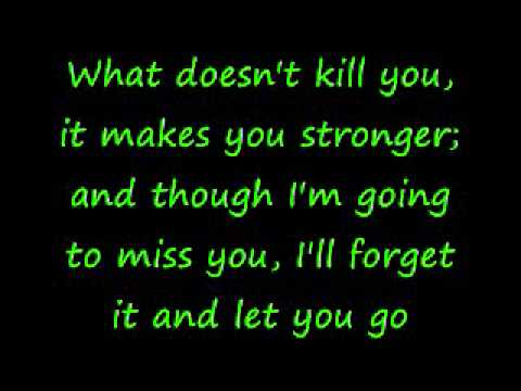 Shontelle- Say hello to goodbye LYRICS.