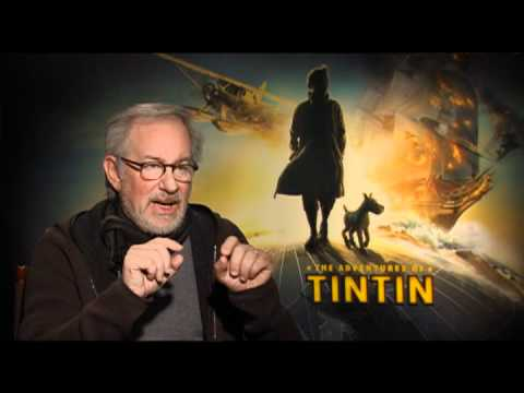 Steven Spielberg Interview for THE ADVENTURES OF TINTIN