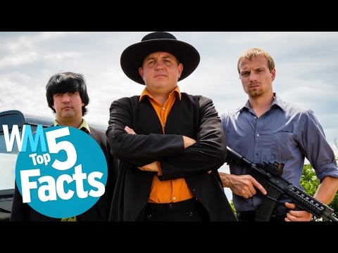 Top 5 Shocking Amish Facts