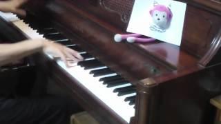【ピアノ】 「ラムのラブソング」 を弾いてみた 【うる星やつらOP】