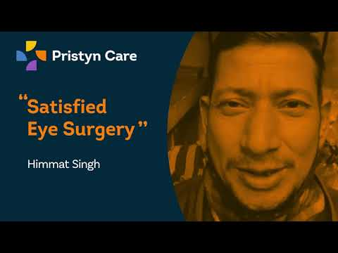 Best Treatment for Cataract   Best Eye Care Treatment   Patient Review    Pristyn Care