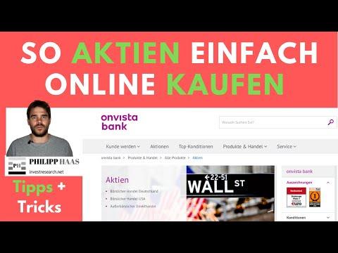 Aktien Online At