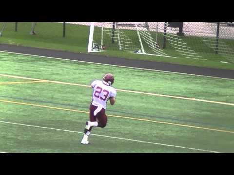 Game 2 - Kyle @ Milford Academy vs. Mass Maritime. 9-1-13
