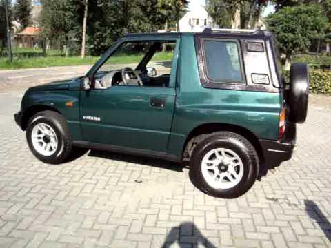 Autobedrijf F Van Doormaal Suzuki Vitara Cabrio