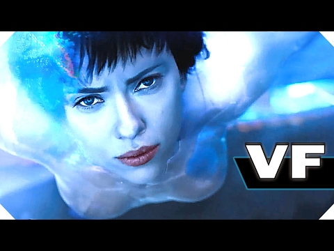 GHOST IN THE SHELL (Scarlett Johansson, 2017) - NOUVELLE Bande Annonce VF / FilmsActu streaming vf
