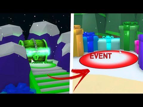 CHEGUEI NO FINAL DO NOVO EVENTO DO Bubble Gum Simulator!!