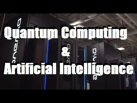 Bo Ewald - D-Wave Quantum Computing & Artificial Intelligenc