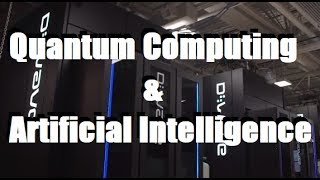 Bo Ewald - D-Wave Quantum Computing & Artificial Intelligence thumbnail