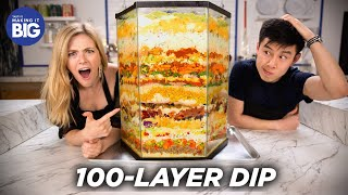 We Made A 100-Layer Dip • Tasty