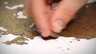 Скретч карта мира с Aliexpress(Ссылка на товар - http://ali.pub/o0wc1 ПОДПИСЫВАЙТЕСЬ на сообщество VK.COM - https://vk.com/alishot., 2015-08-24T07:50:33.000Z)