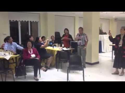 Atty Jack Jimenez does karaoke!