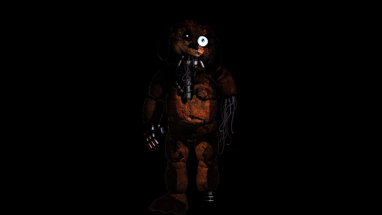 Images of Fnaf Withered Animatronics - #rock-cafe