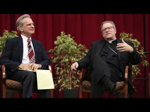 Bishop Barron Comments on an Evening with Dr. William Lane Craig
