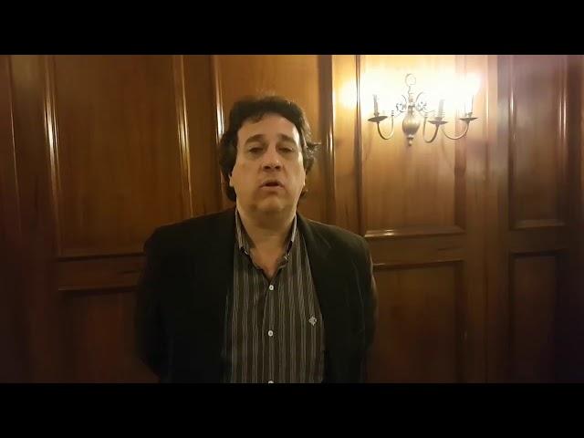 Entrevista a Hugo Brunetta - Revista El Contact