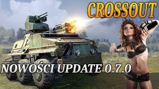 Crossout 0.7.0. - poprawki, nowości, zmiany