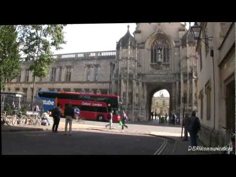 Oxford England - City of Dreaming Spires in HD