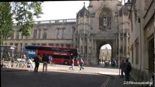 Oxford England - City of Dreaming Spires in HD thumbnail