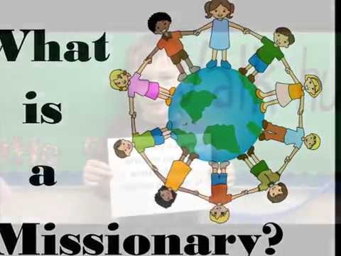 I Can Be A Missionary