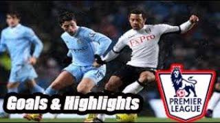 Manchester City vs Fulham - Goals & Highlights - Premier League 18-19