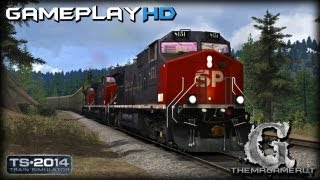 Train Simulator 2014 Steam Edition Gameplay PC HD