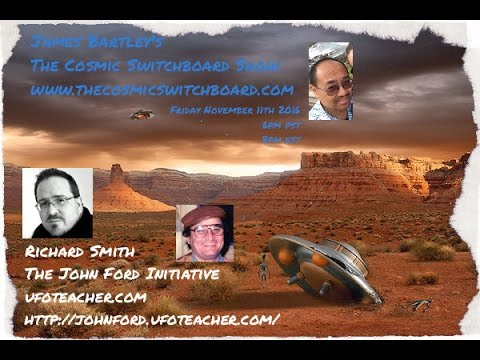Richard Smith on the John Ford Initiative 1/2