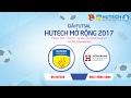 Trực tiếp: ĐH CÔNG NGHỆ TPHCM vs ĐH QUỐC TẾ HỒNG BÀNG | GIẢI FUTSAL HUTECH MỞ RỘNG 2017