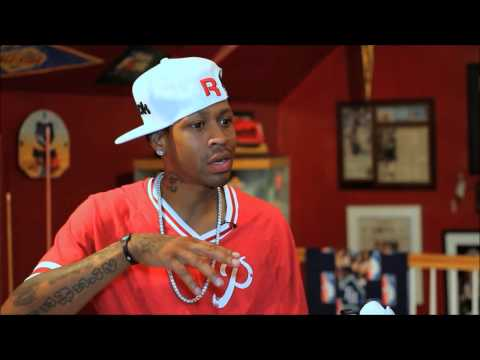 Allen Iverson talks about the Reebok Answer IV