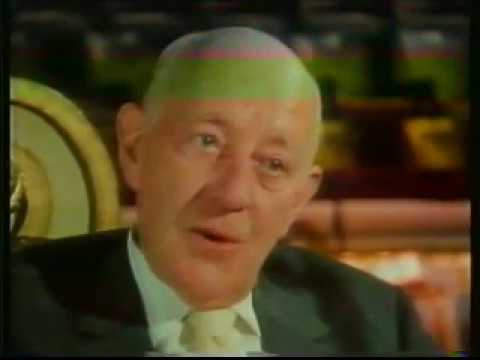 SIR ALEC GUINNESS - INTERVIEW WITH MELVYN BRAGG 1985