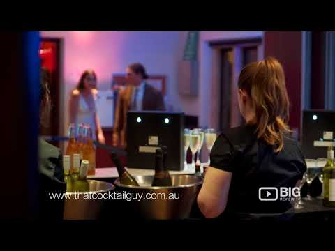 That Cocktail Guy, a Mobile Bar or Bartender Hire in Perth for Private Party Catering