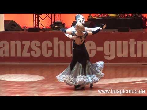 Tango - Paolo Bosco & Joanne Clifton - Euro Dance Festival 2014