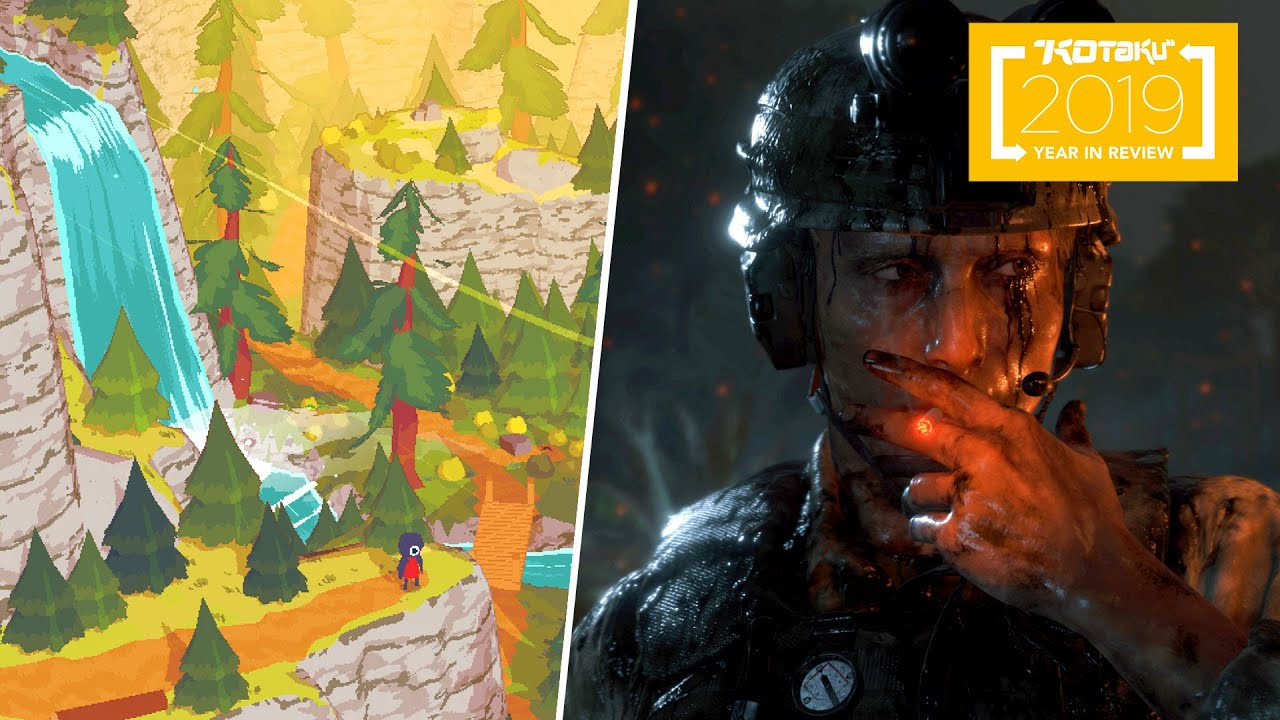2019's Most Relaxing Games (And Most Stressful Ones) | Kotaku